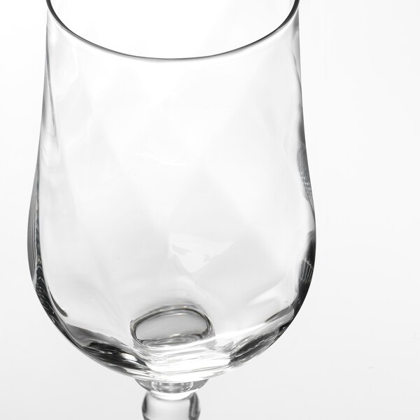 KONUNGSLIG gelas kaca jernih 40 cl