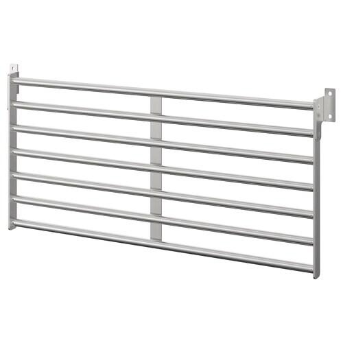 KUNGSFORS grid dinding keluli tahan karat 56 cm 26.5 cm