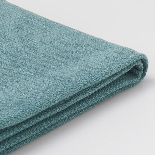 LIDHULT sarung untuk tempat letak tangan Gassebol biru-kelabu 1 unit