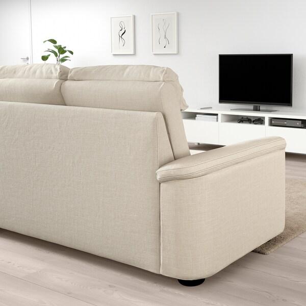 LIDHULT Katil sofa dua tempat duduk