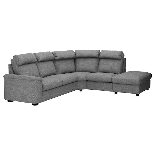 LIDHULT Sofa penjuru 5 tempat duduk