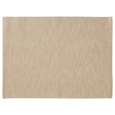 MÄRIT Lapik pinggan, kuning air, 35x45 cm