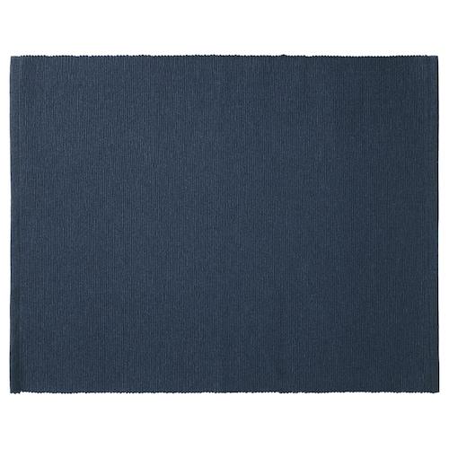 MÄRIT alas pinggan biru gelap 45 cm 35 cm