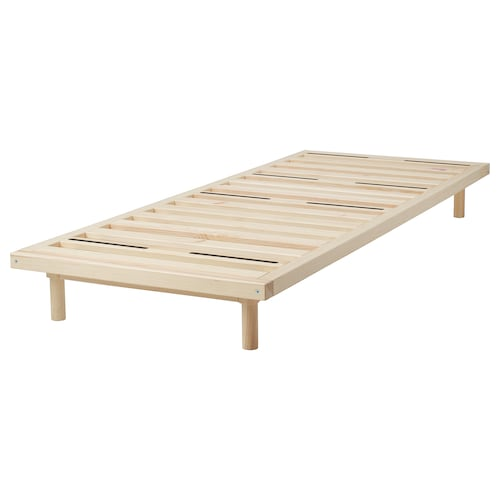 MARKERAD rangka katil siang kayu pain 80 cm 20 cm 200 cm 80 cm