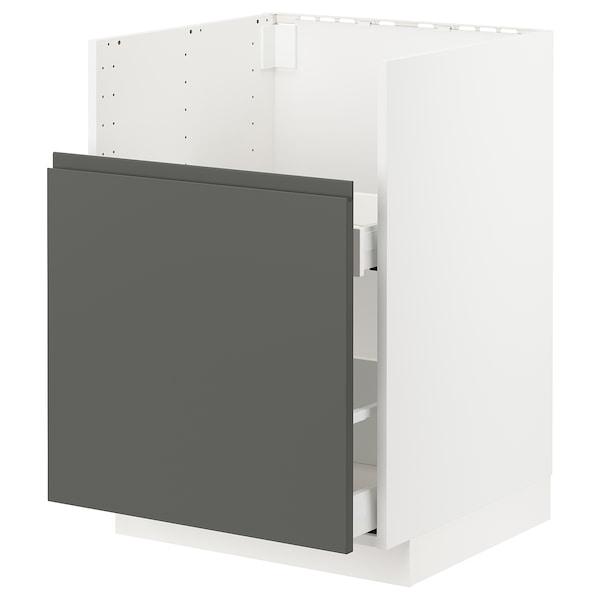 METOD / MAXIMERA Kabinet dasar sink BREDSJÖN/depan