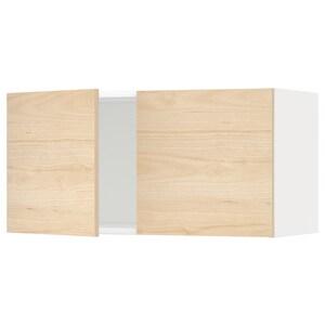 Depan: Askersund kesan kayu ash muda.
