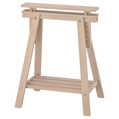 MITTBACK Tresler, birch, 58x70/93 cm