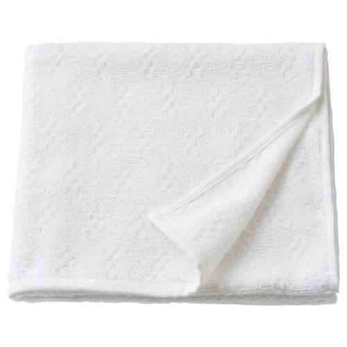 NÄRSEN tuala mandi putih 300 g/m² 120 cm 55 cm 0.98 m²
