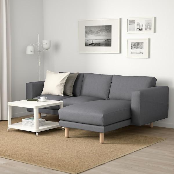 NORSBORG sofa 3 tempat duduk