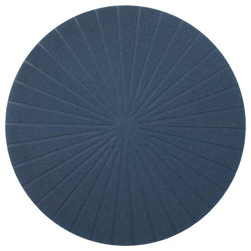PANNÅ alas pinggan biru gelap 37 cm