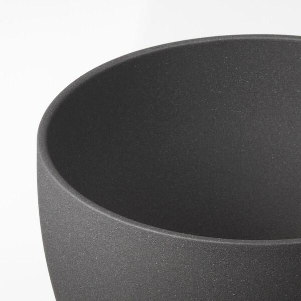 PERSILLADE Pasu, kelabu gelap, 24 cm