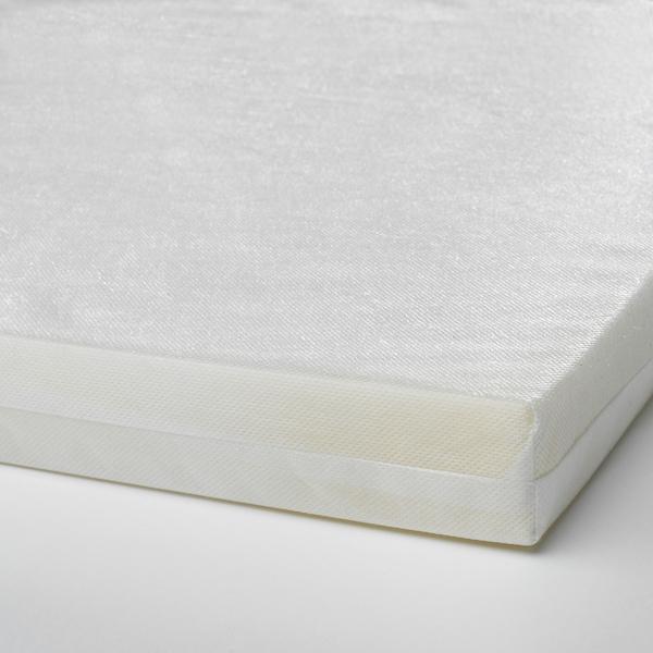 PLUTTIG Tilam busa untuk katil bayi, 60x120x5 cm