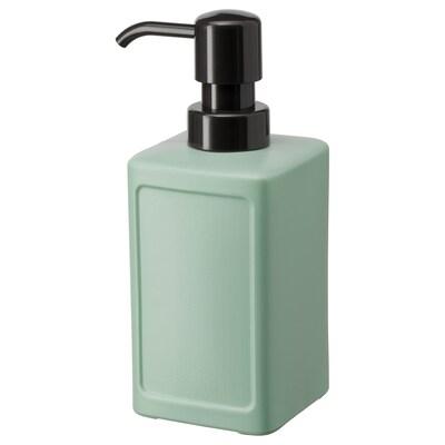 RINNIG Pendispens sabun, hijau, 450 ml