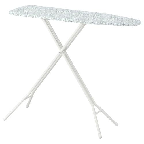 RUTER papan mensterika putih 108 cm 33 cm 60 cm 89 cm