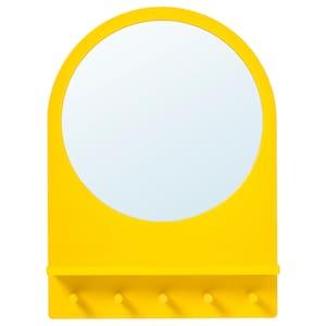 Warna: Kuning.