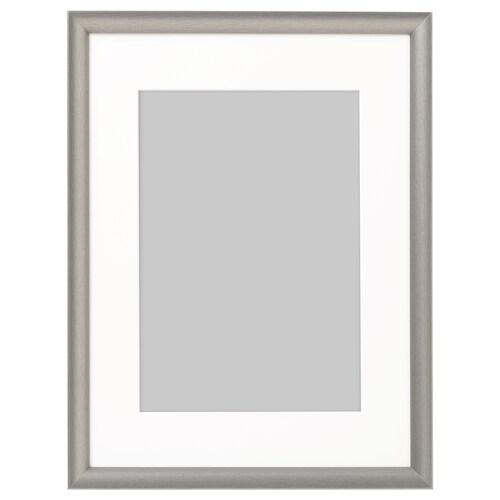 SILVERHÖJDEN bingkai warna perak 30 cm 40 cm 21 cm 30 cm 20 cm 29 cm 33 cm 43 cm