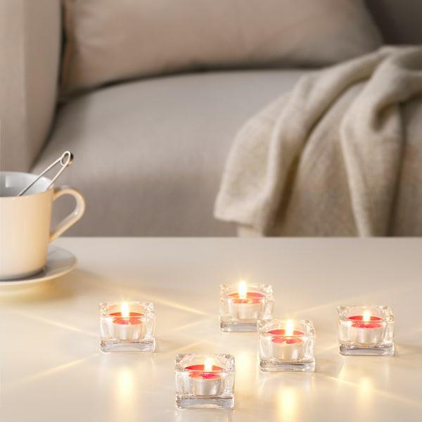 SINNLIG Lilin kecil wangi, Beri red garden/merah