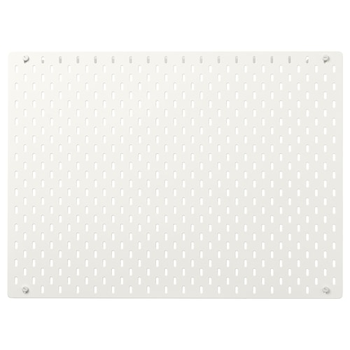SKÅDIS papan penyepit putih 76 cm 56 cm