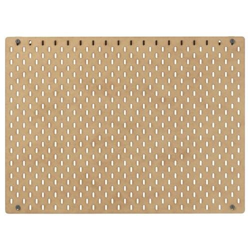 SKÅDIS papan penyepit kayu 76 cm 12 cm 56 cm