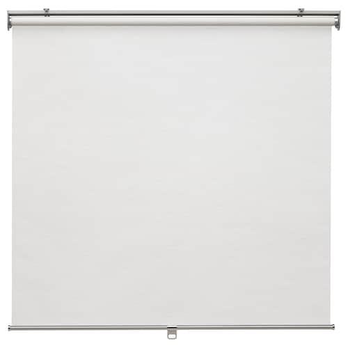 SKOGSKLÖVER bidai bergulung putih 100 cm 103.4 cm 195 cm 1.95 m²