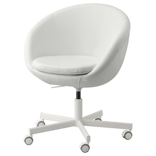 SKRUVSTA kerusi pusing Ysane putih 110 kg 69 cm 69 cm 79 cm 86 cm 48 cm 45 cm 47 cm 55 cm