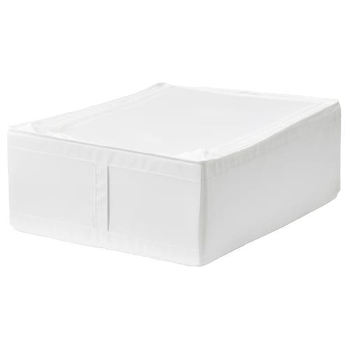 SKUBB bekas storan putih 44 cm 55 cm 19 cm