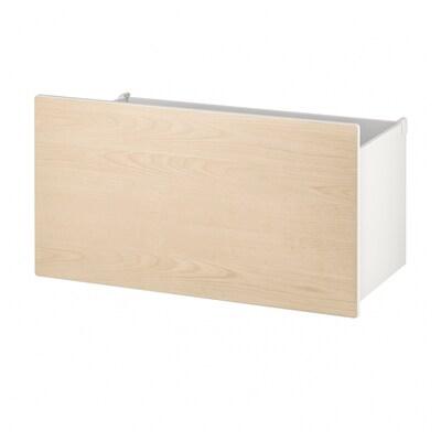 SMÅSTAD Kotak, birch, 90x49x48 cm