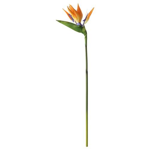 SMYCKA bunga tiruan dalam/luar  STRELITZIA NIKOLAI 91 cm