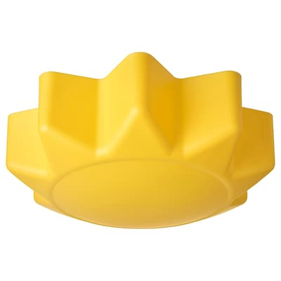 SOLHEM Lampu siling, kuning matahari