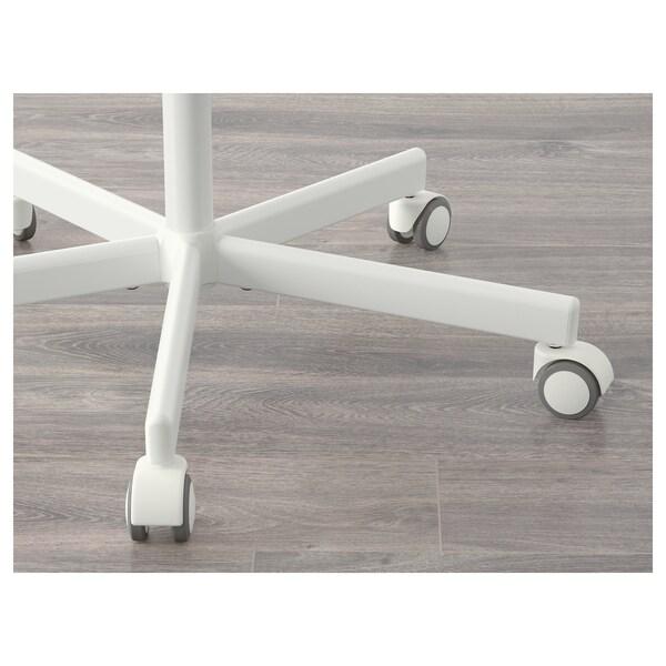 SPORREN rangka kerusi pusing putih 65 cm 65 cm 41 cm 41 cm 53 cm 5 kg
