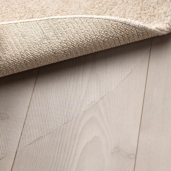 STOENSE Ambal, pail rendah, putih pudar, 130 cm