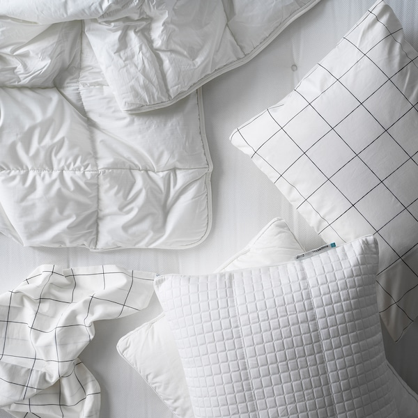 STRANDMOLKE Duvet, sederhana hangat, 200x200 cm
