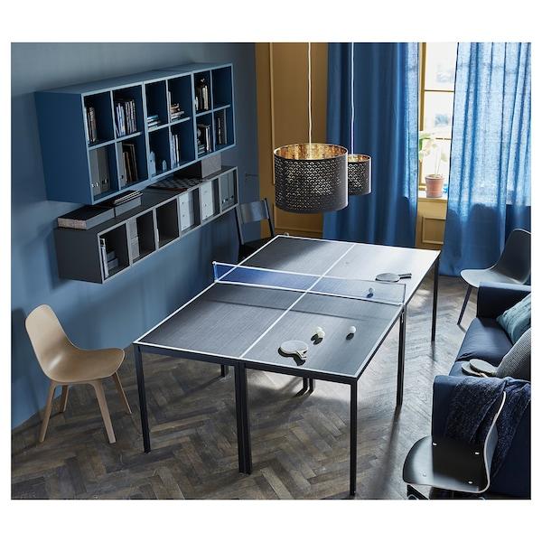 TÄRENDÖ Meja, hitam, 110x67 cm