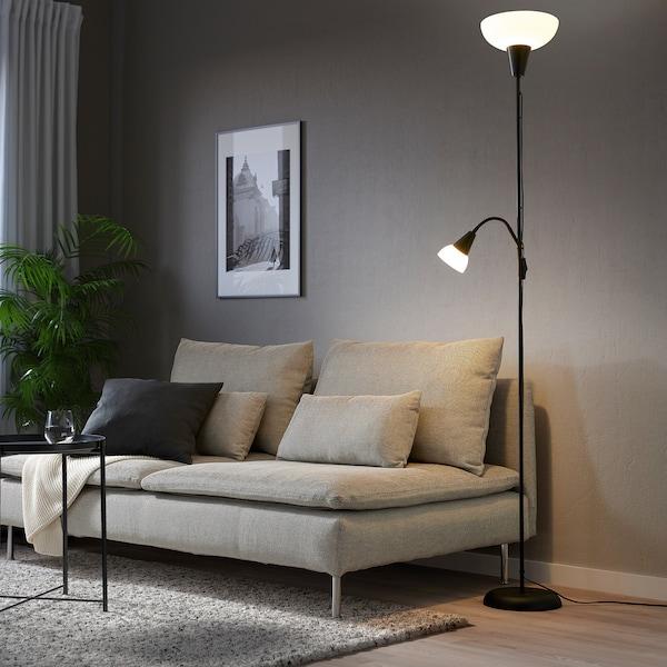 TÅGARP Lampu lantai ke atas/lampu bacaan