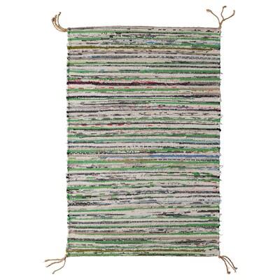 TÅNUM Ambal, tenunan rata, pelbagai warna, 60x90 cm