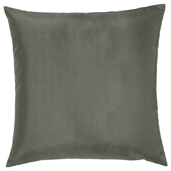 ULLKAKTUS Kusyen, kelabu, 50x50 cm