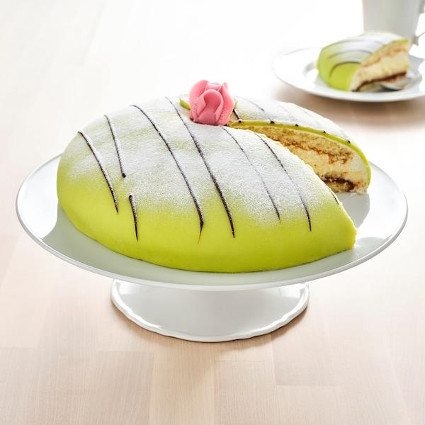 UPPLAGA Pahar kek, putih, 29 cm