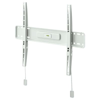 UPPLEVA Pendakap dinding utk TV, tetap, 37-55 inci