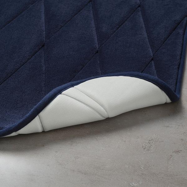 UPPVAN Alas kaki, biru gelap, 40x60 cm