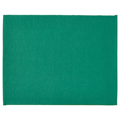 UTBYTT Lapik pinggan, hijau gelap, 35x45 cm