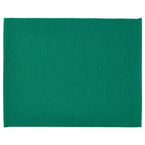 UTBYTT lapik pinggan hijau gelap 35 cm 45 cm