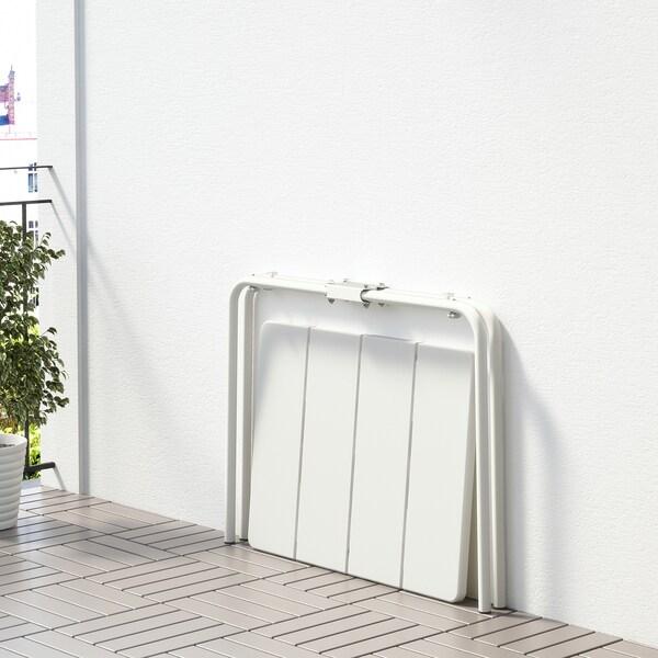 VÄDDÖ Meja, luar, putih, 58x74 cm