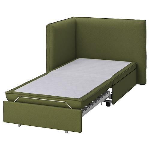 VALLENTUNA modul katil sofa dengan penyandar