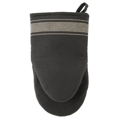 VARDAGEN Sarung tangan utk ketuhar, hitam