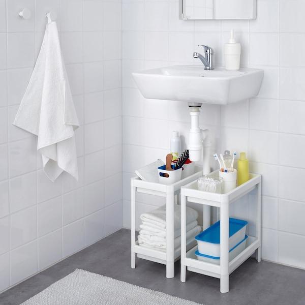 VESKEN Unit rak, putih, 36x23x40 cm