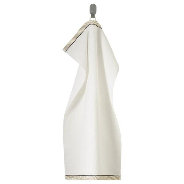 VIKFJÄRD Tuala tangan, putih, 40x70 cm