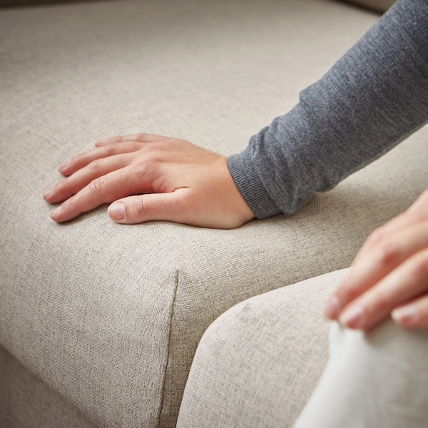 VIMLE Sarung sofa 4 tempat duduk