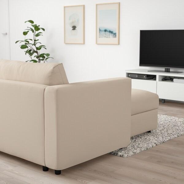 VIMLE Sofa penjuru 5 tempat duduk