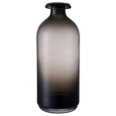 ÅTGÅNG Vase, grey, 26 cm