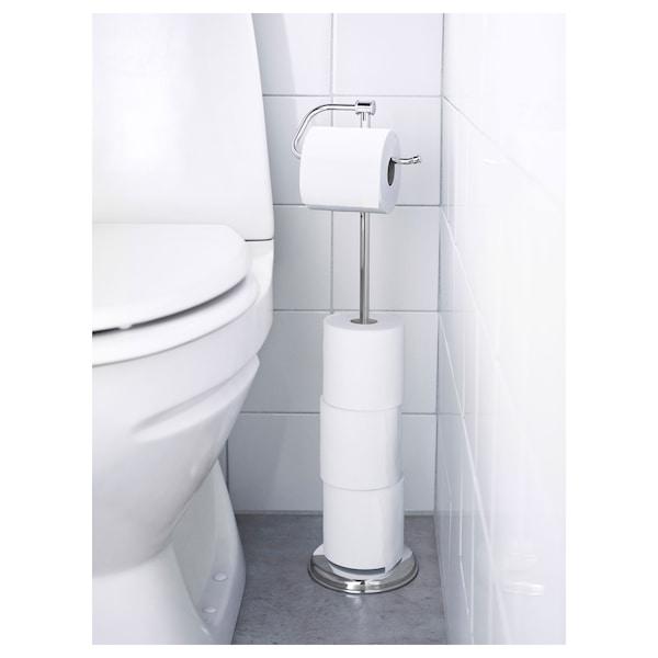 BALUNGEN toilet roll holder chrome-plated 15 cm 61 cm